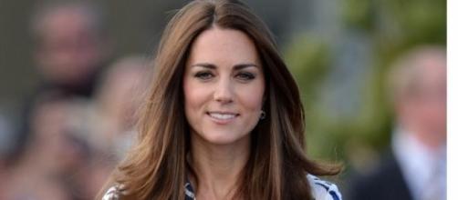 Kate Middleton torna in pubblico dopo parto