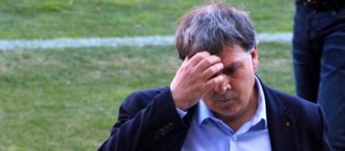 Martino, disconforme con la actuación de Argentina