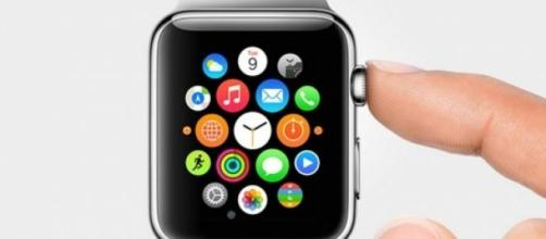 Un'immagine dell'Apple Watch