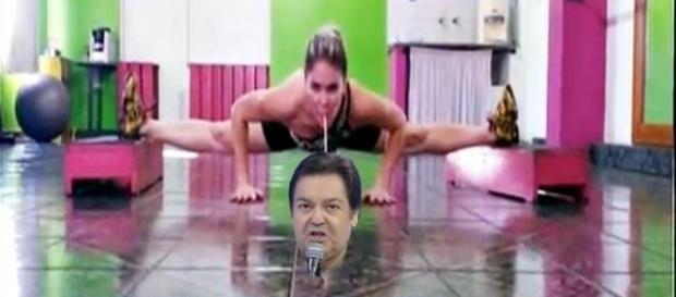 'Bailarina do Faustão' é atual vergonha da Globo