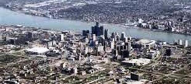 Detroit wraca do życia, kilka lat temu w zapaści