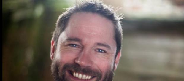 Horror author Tarn Richardson