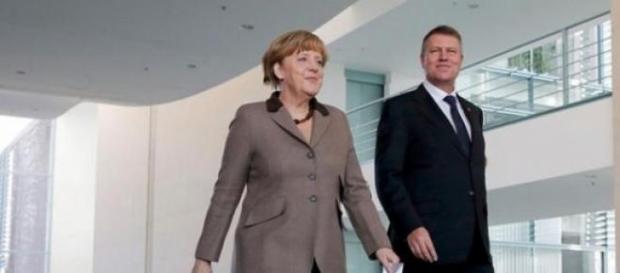 Iohannis a uita de ziua Schengen