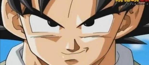 La apariencia de Goku en Dragon Ball Super
