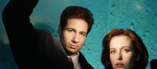 Los agentes Mulder y Scully