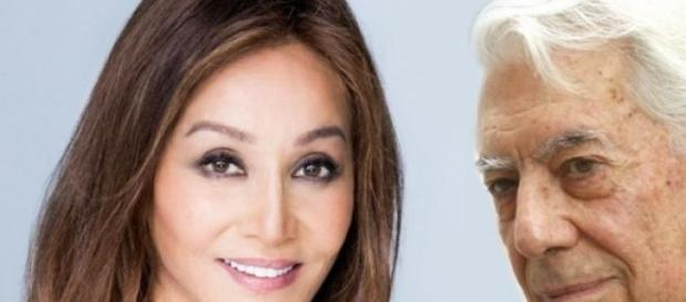 Mario Vargas Llosa e Isabel Presley son pareja