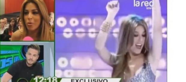 Oriana Marzoli y Tony Spina se insultan en directo
