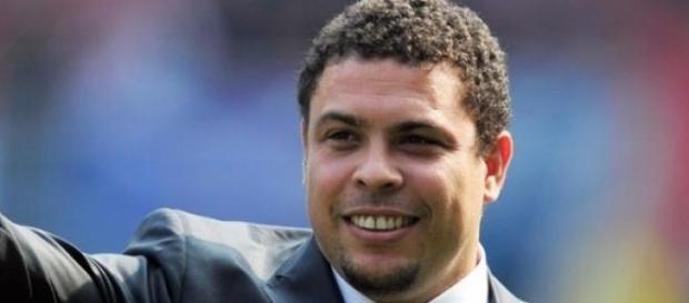 Ronaldo Nazário é comentarista da TV Globo.