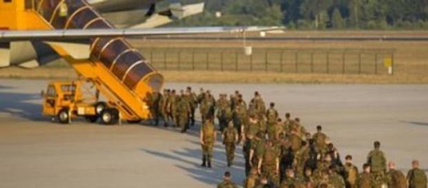 Wojska NATO - telegraaf.nl