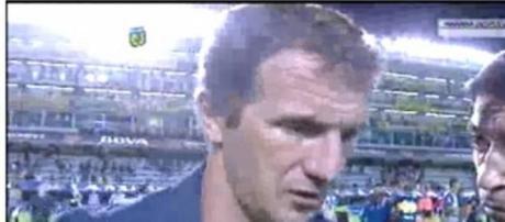 Arruabarrena planea el futuro de Boca Juniors
