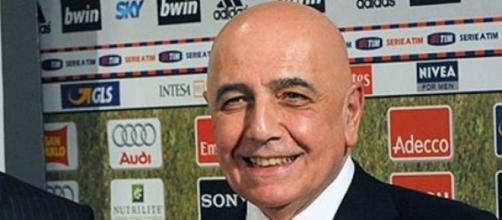 Adriano Galliani cerca un terzo attaccante