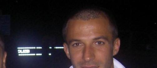 Alex Del Piero, bianconero dal 1993 al 2012