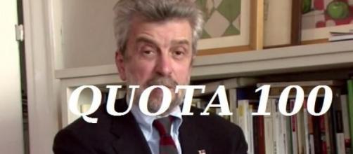 Damiano propone la Quota 100