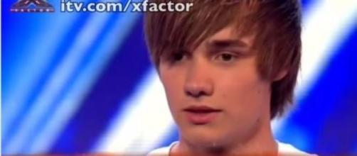 Liam Payne há cinco anos atrás, no Factor X