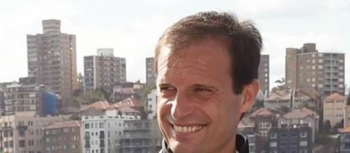 Max Allegri, tecnico della Juventus