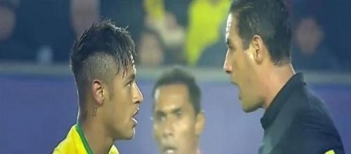 Neymar, protagonista della Copa America 2015