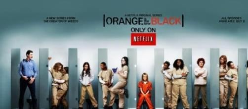 portada de la serie orange is the new black