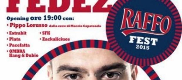 Concerto gratuito Fedez a Taranto il 20 giugno