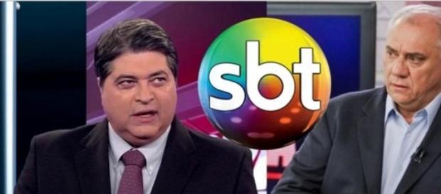 Datena e Marcelo Rezende podem ir para o SBT