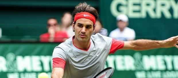 Federer tuvo un duro escollo en la primera ronda