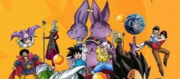 La nueva imagen con los personajes de la serie