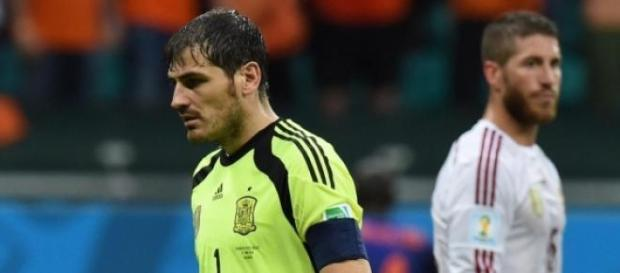 Legendy Realu Madryt: Casillas i Ramos