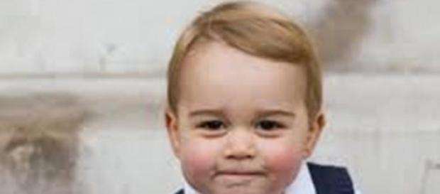 Momente adorabile cu Prințul George