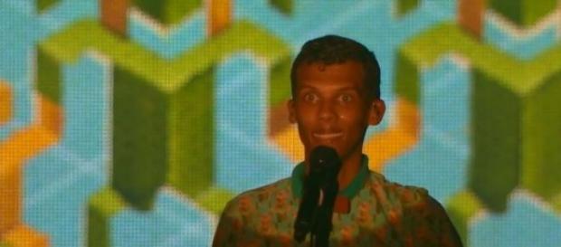 O cantor esteve, este ano, no Coachella.