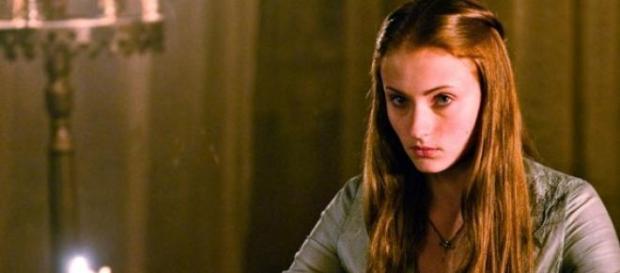 Sansa Stark, juego de Tronos