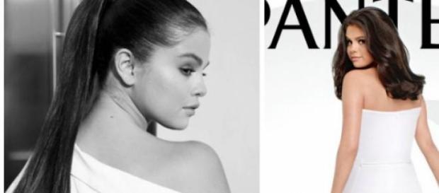 Selena Gomez em campanha (Foto: Instagram)