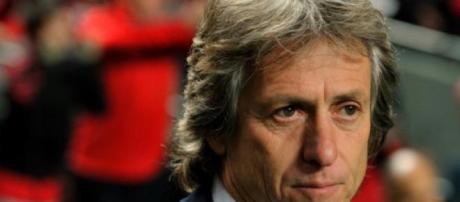 Jesus deixou o Benfica para rumar ao Sporting.