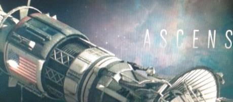La nave espacial Ascension