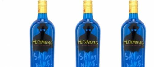 "A Vodka called ""Heisenberg"" was launched."
