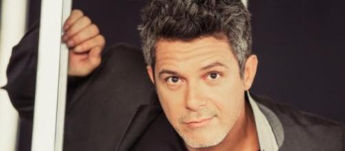 Alejandro sanz coach de La Voz en Telecinco