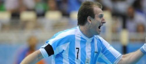 Capitán de la mejor camada del handball argentino