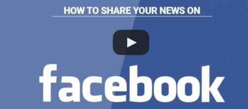 Cómo compartir en Facebook