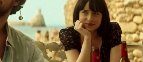 Dakota Johnson en el corto 'Vale' de Estrella Damm