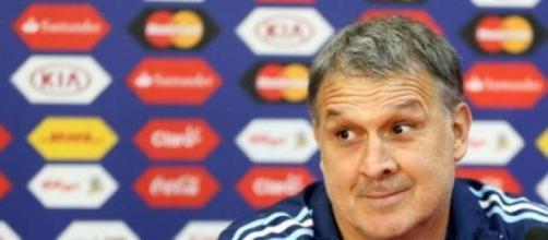 Martino analizó el debut de la Selección