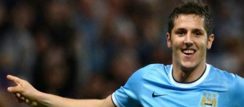 Stevan Jovetic, vero grande obiettivo dell'Inter