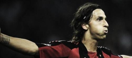 Zlatan a déjà joué à Milan.