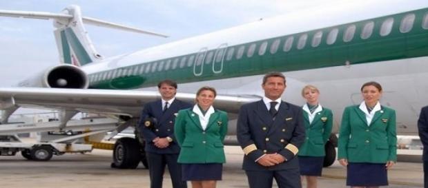 310 posti di lavoro in Alitalia candidature online