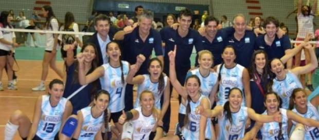 Argentina volvió a ganar en la copa panamericana