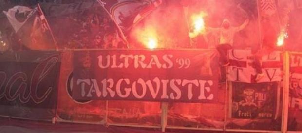 """Brigada """"Ultras Târgoviște"""",s-a desființat"""