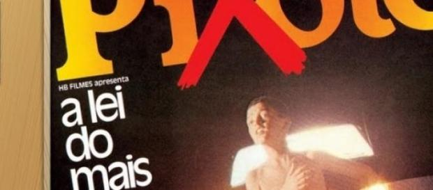 "CARTAZ DO FILME ""PIXOTE A LEI DO MAIS FRACO"""
