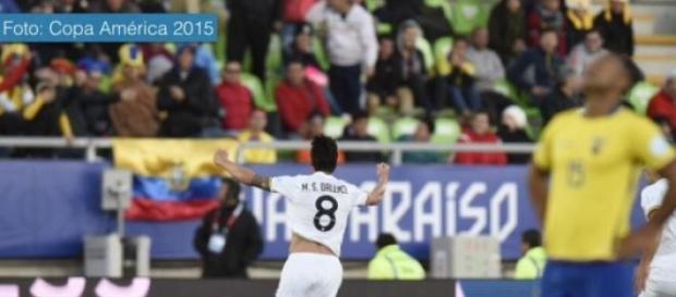 Ecuador es vencido dos a tres por Bolivia