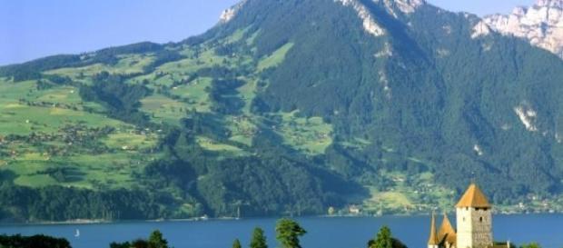 Le Tour de Suisse et ses magnifiques paysages.