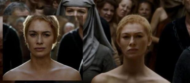 Lena Headey usou uma dupla para Cersei