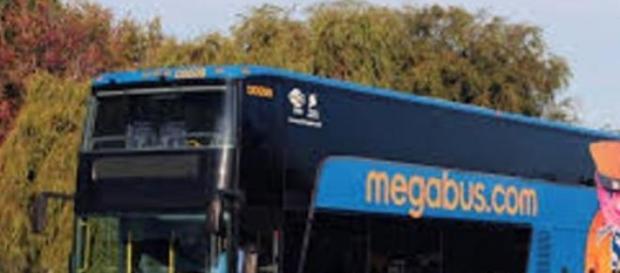 Megabus, biglietti autobus 1 euro a corsa