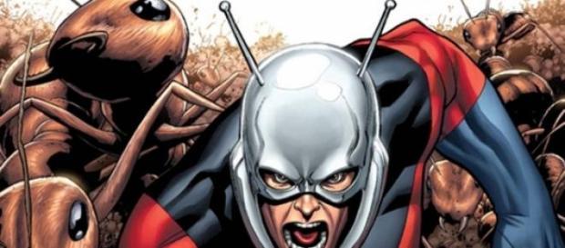 Representación de Ant-Man
