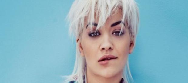Rita Ora dans le magazine Marie-Claire.